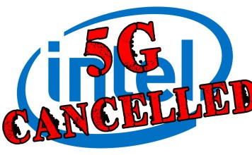 Intel 5G cancellation and quit