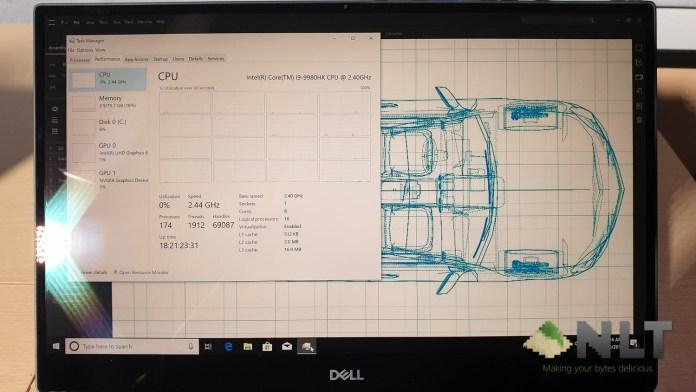 Dell Precision 5540 Mobile Workstation