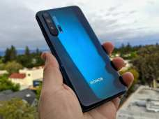 HONOR 20 Pro leaked pictures