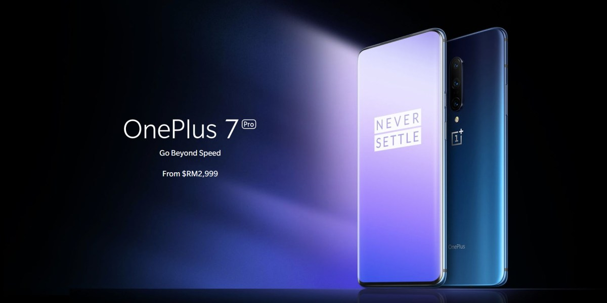 OnePlus 7 Pro comes to Malaysia at a high price