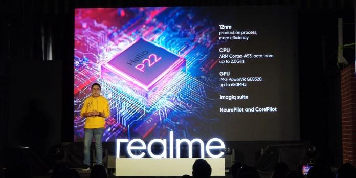 Realme C2 launching