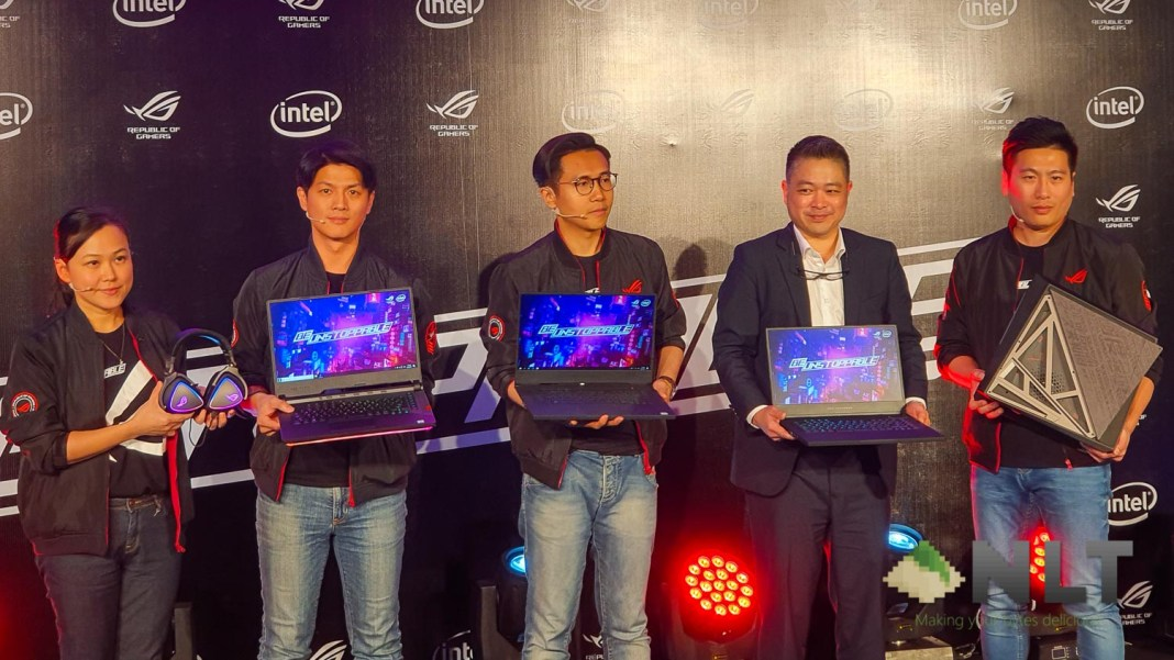 ASUS Be Unstoppable 2019
