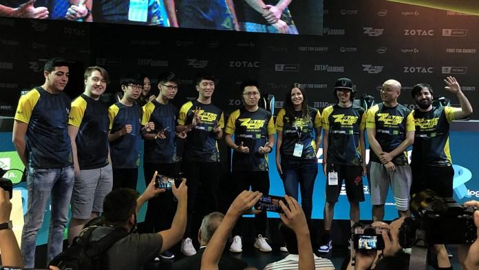 ZOTAC CUP Computex 2019 Contestants