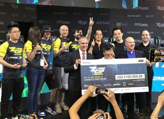 ZOTAC CUP Computex 2019 Featured