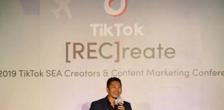 Lionel Sim, Senior Director, Global_Marketing - Business Solutions, TikTok Ads Opening Address