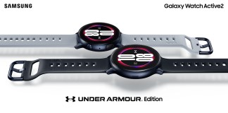 Galaxy Watch Active2 Under Armour Edition