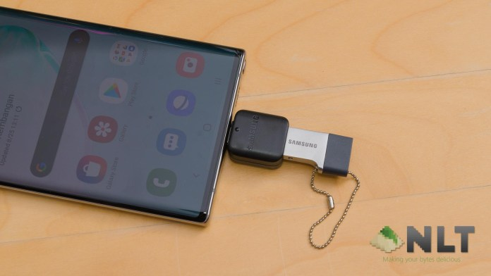 Samsung Galaxy Note10+ accessories Malaysia unit