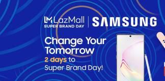 Lazada Samsung Super Brand Day September 2019