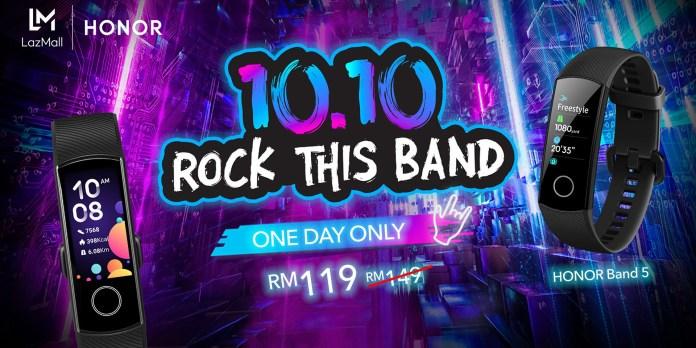 HONOR Malaysia 10.10 2019