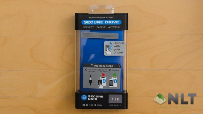 SecureDrive BT