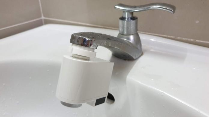 Review - Xiaomi ZAJIA Automatic Water Saver Faucet 7