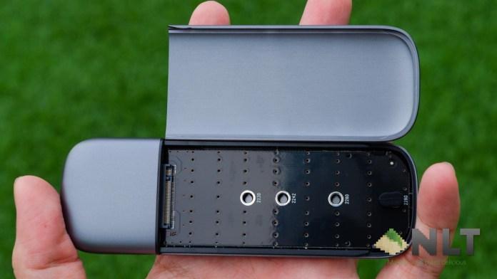 Ugreen M.2 SSD enclosure
