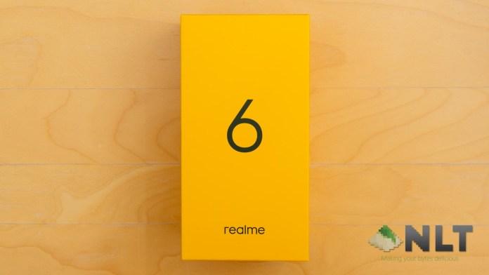 <em>realme</em> 6