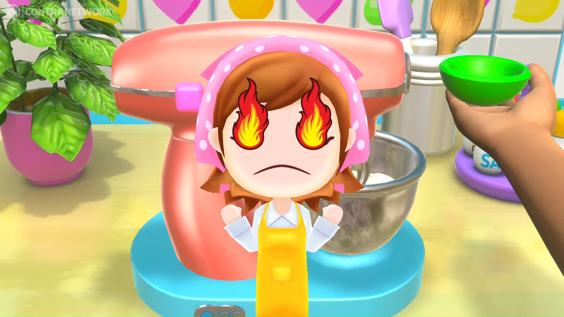 Not So Fond Memories of Cooking Mama