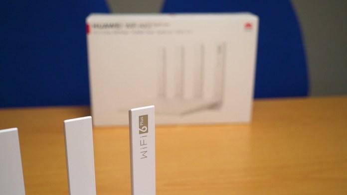Huawei WiFi AX3 Pro Quad Core