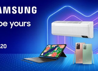 Samsung partners with Lazada again