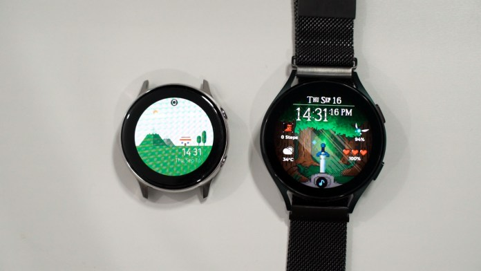 Migrating from Galaxy Watch Active to Galaxy Watch4