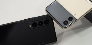 Samsung Galaxy Z Flip3 Z Fold3