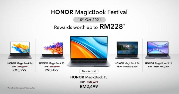 HONOR MagicBook Festival