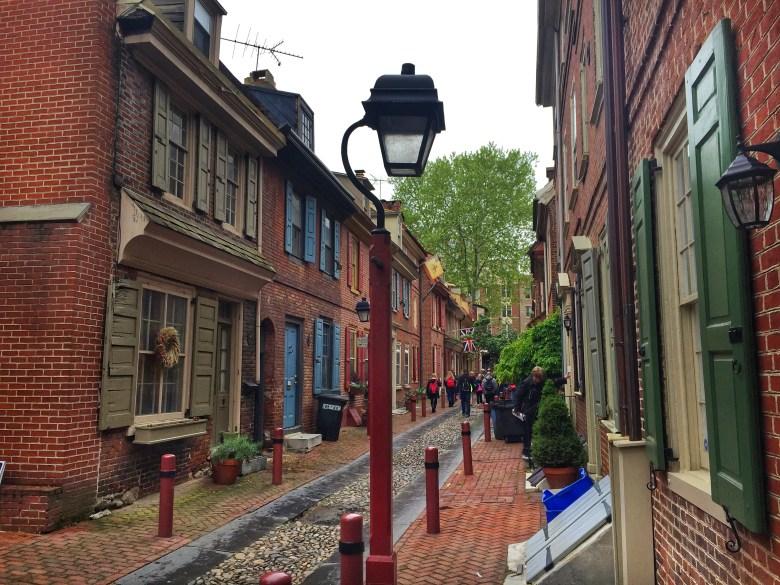 Historic Philadelphia USA