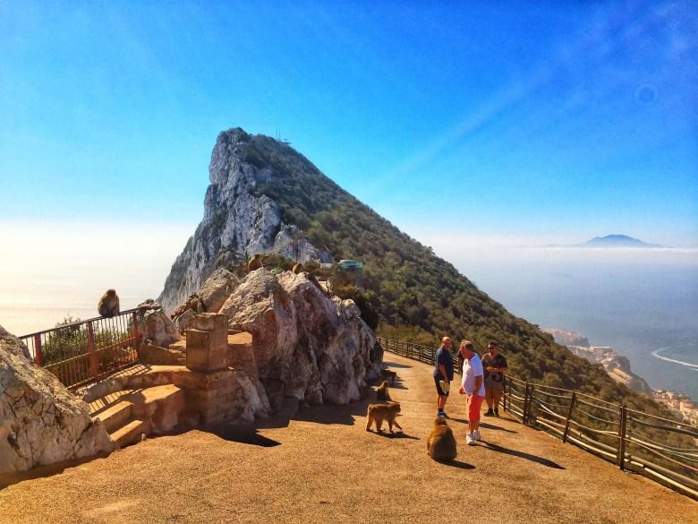 Cebelitarık  Gibraltar