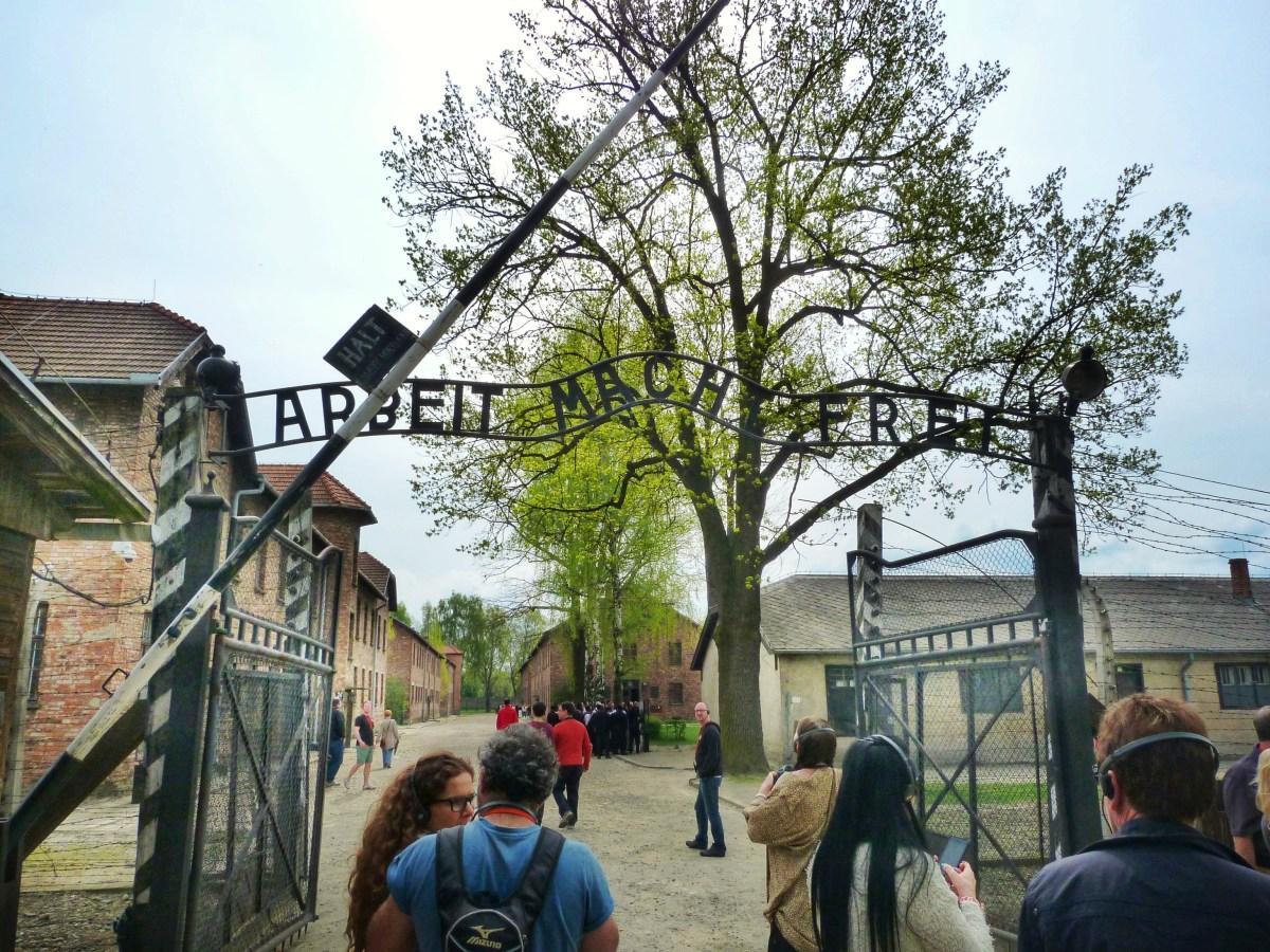 Auschwitz Gezi Notlari