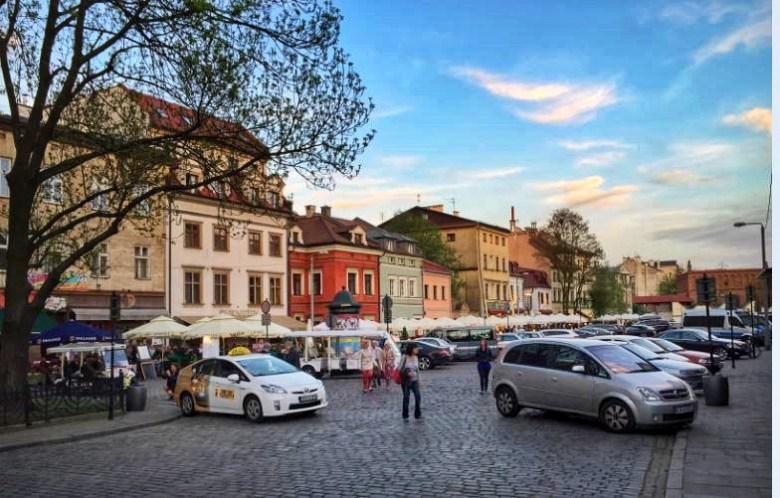 Kazimierz Krakow Poland
