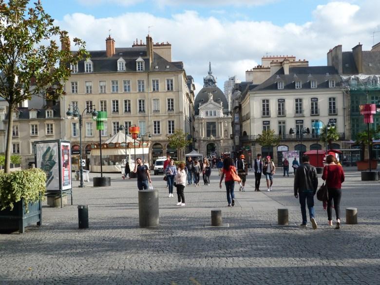 Rennes Birttany France Fransa