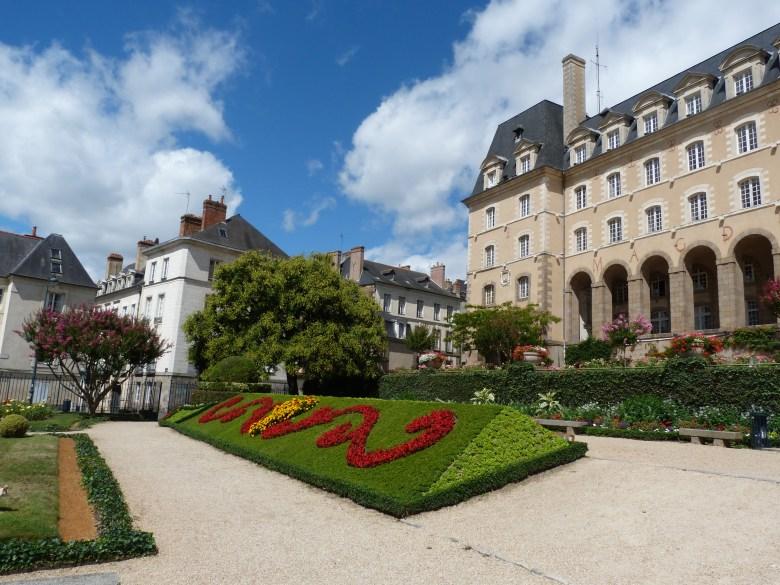 Rennes Brittany France Fransa