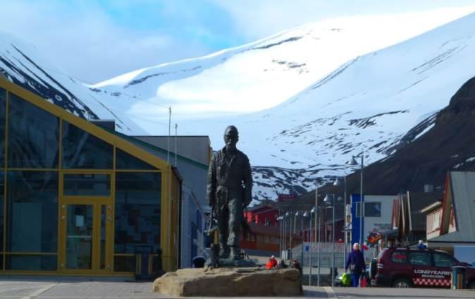 longyearbyen svalbard norway