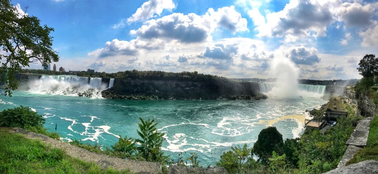 Niagara Falls Ontario Canada,niagara şelalesi gezilecek yerler
