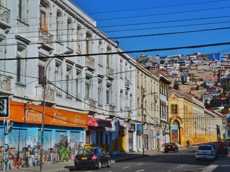 Valparaiso Gezi Rehberi