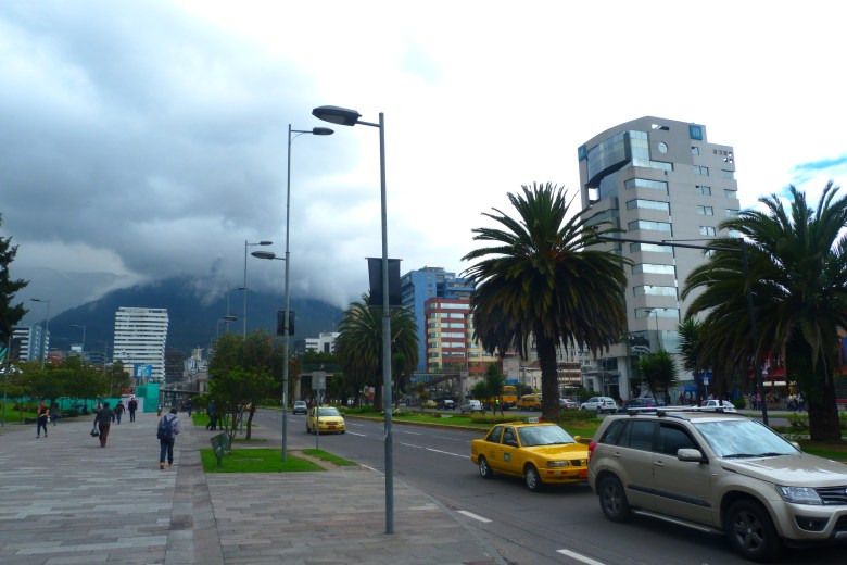 Quito New Town Ecuador