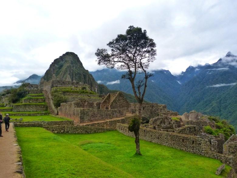 Mahcu Picchu Gezi