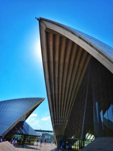 Sydney Opera Binasi giris