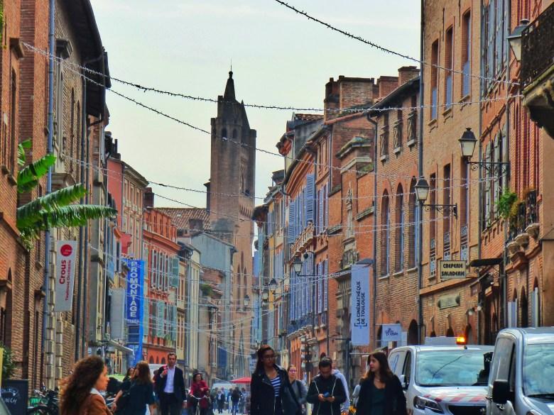 Toulouse Gezilecek Yerler, Toulouse Gezilecek Yerler