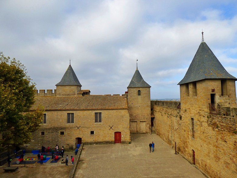 Carcassonne Gezilecek Yerler