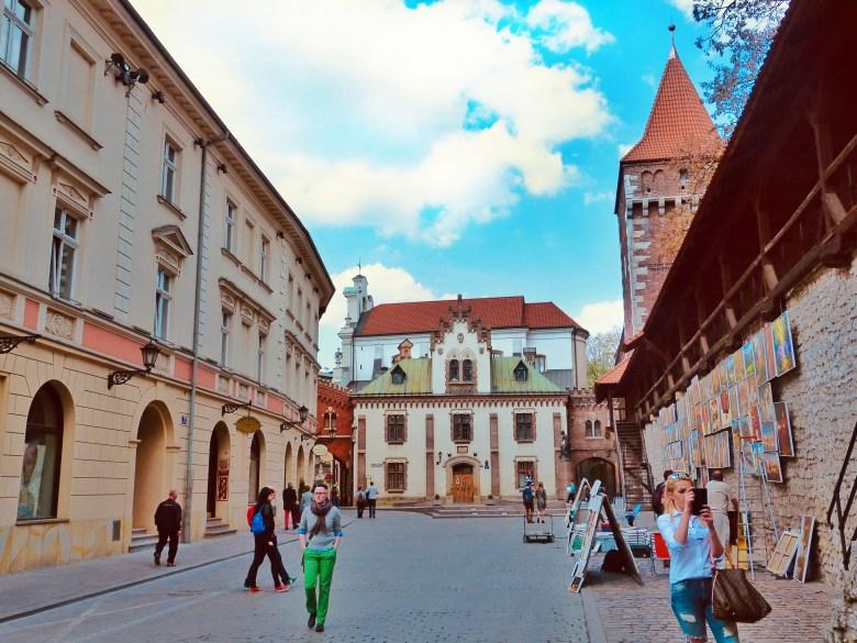 Krakow Gezi Rehberi, Krakow Gezilecek Yerler, Krakow Gezilecek Yerler Haritasi