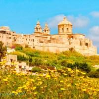 Mdina Gezilecek Yerler, Malta'nin Sessiz Sehri