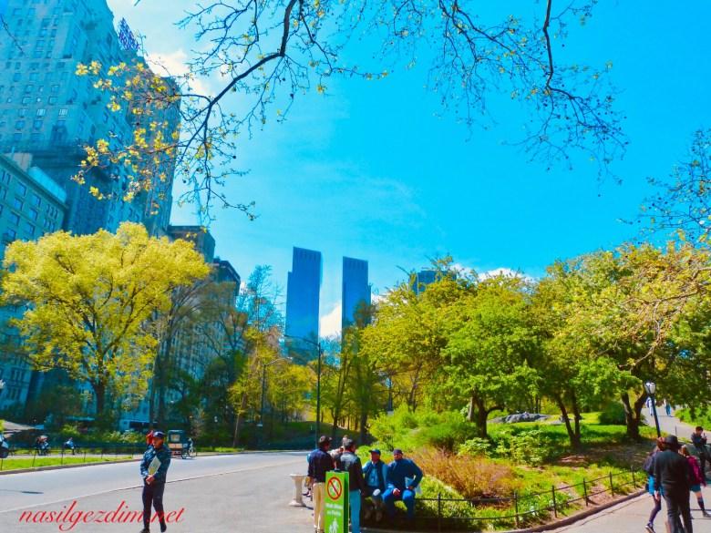 new york gezi rehberi, new york gezilecek yerler, central park, nasil gezdim