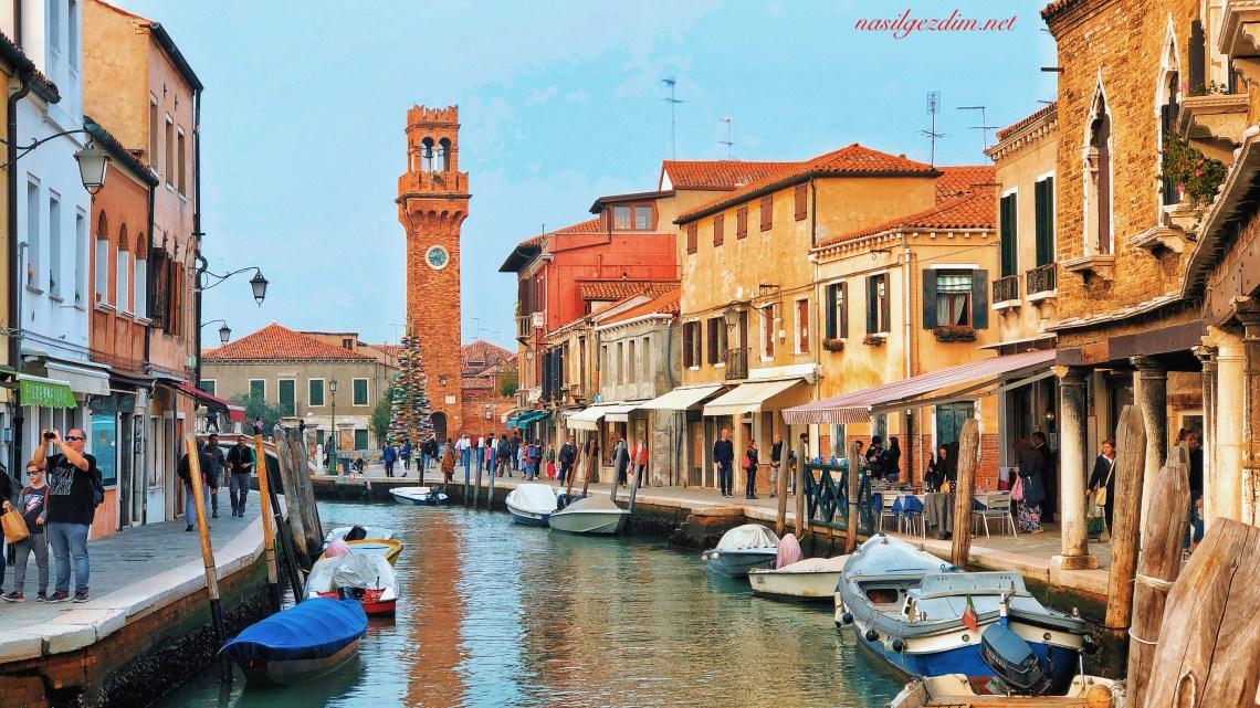 venedik gezi rehberi, venedik gezilecek yerler, venedik gezisi, nasil gezdim, nasilgezdim, Murano Adası