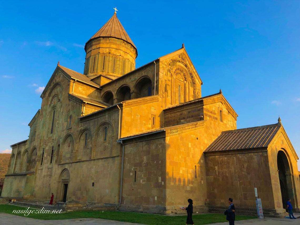 Tiflis Gezi Rehberi, Tiflis Gezilecek Yerler, Gürcistan Gezi Rehberi, Gürcistan Gezilecek Yerler, Svetitskhoveli Katedrali
