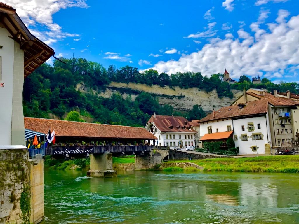 fribourg gezi rehberi, bern köprüsü, isviçre gezisi, fribourg gezilecek yerler