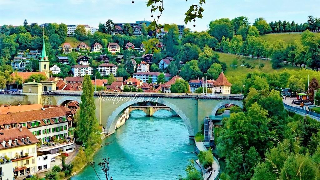 bern gezi rehberi, bern gezilecek yerler, bern gezi notları, isviçre gezilecek yerler, nydeggbrücke