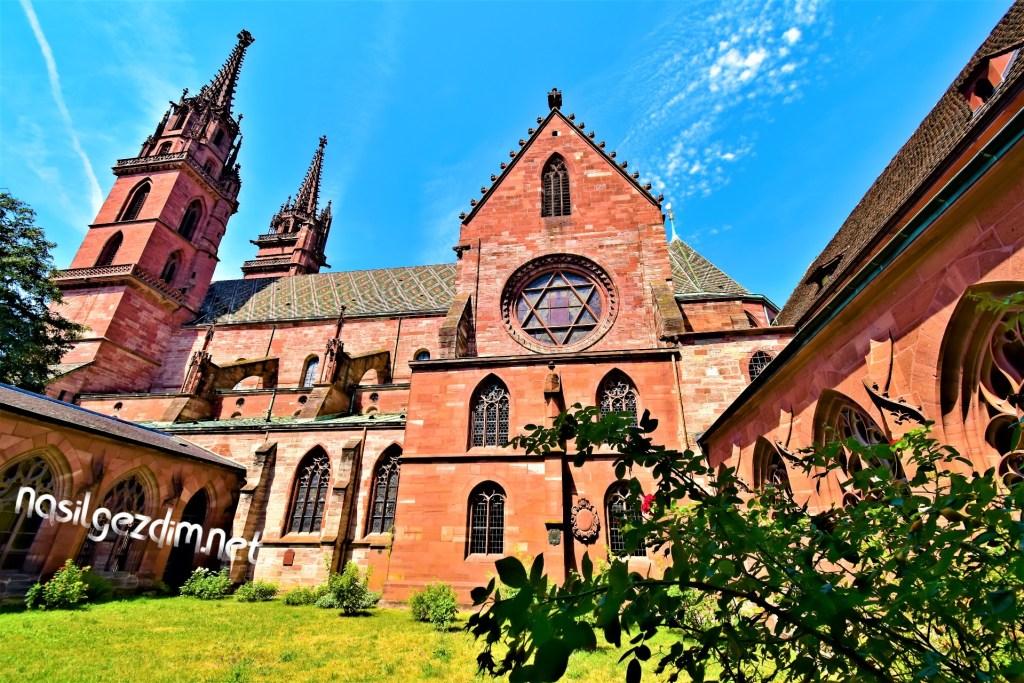 basel gezi rehberi, basel gezisi, basel gezilecek yerler, basel katedrali, basel minster