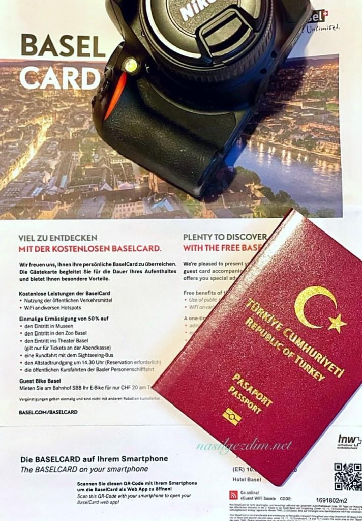 basel card nasıl alınır, basel card nedir, basel card, basel gezi rehberi, basel ulaşım, basel gezi notları