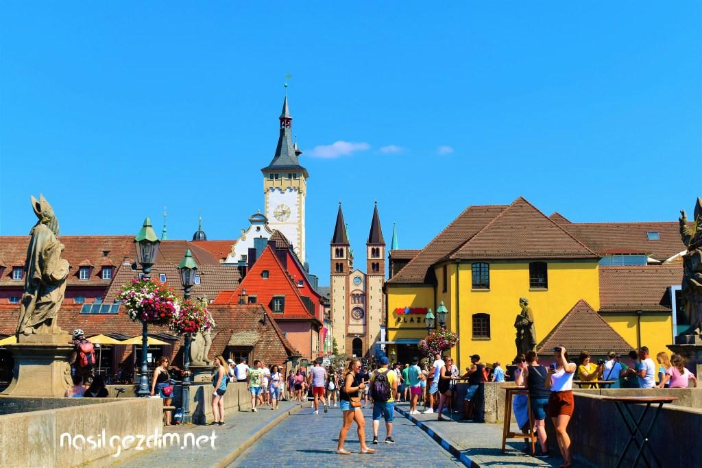 würzburg gezi rehberi, würzburg gezilecek yerler, würzburg nerede, würzburg almanya, almanya würzburg, würzburg gezisi, Alte mainbrücke würzburg, old main bridge würzburg