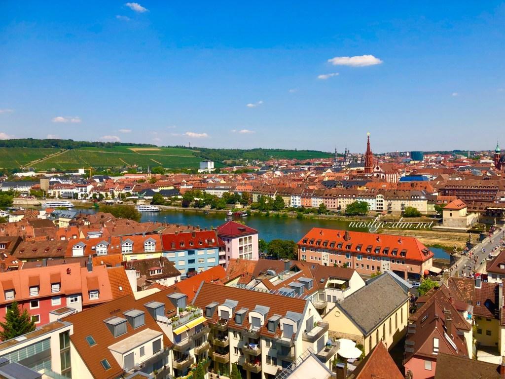 würzburg gezi rehberi, würzburg gezi notları, almanya würzburg, würzburg almanya