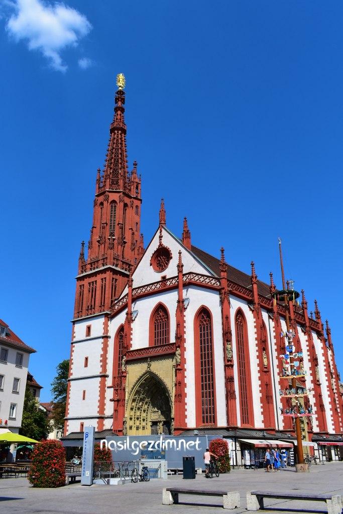 würzburg gezi rehberi, würzburg gezilecek yerler, würzburg almanya, almanya würzburg, würzburg gezisi, marienkapelle, marienkapelle würzburg