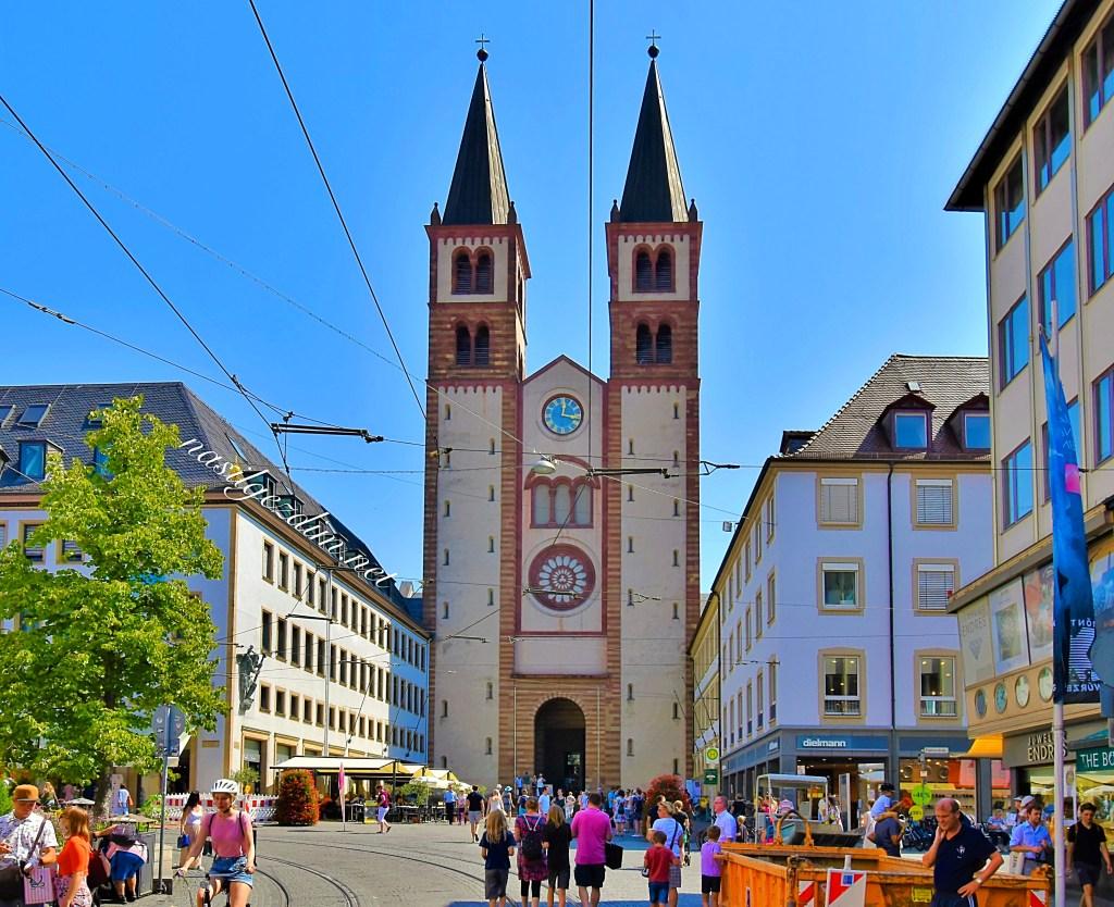 würzburg gezilecek yerler, würzburg cathedral, würzburg gezi rehberi, würzburg gezisi, st. kilian dom würzburg